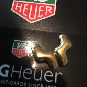 New Tag Heuer 20mm SEL gold link